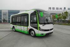6.8米亚星JS6680GHBEV5纯电动城市客车