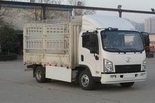 陕汽SX5040CCYBEV型纯电动仓栅式运输车
