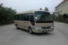大马牌HKL6602BEV2型纯电动客车图片