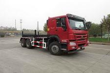 东方红牌LT5250TYCBBC2型运材车图片