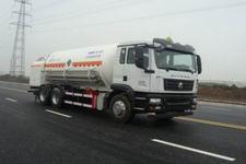 查特牌CTZ5263GDY型低温液体运输车图片