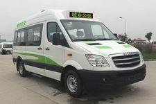 6米海格KLQ6601GBEVX2纯电动城市客车