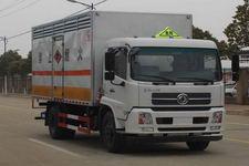 SGZ5168XRGD4BX5型华威驰乐牌易燃固体厢式运输车图片
