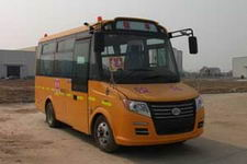 HQG6581XC5型楚风牌小学生专用校车图片