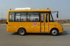 楚风牌HQG6581XC5型小学生专用校车图片2