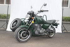远大(YD)牌YD150B-55型边三轮摩托车