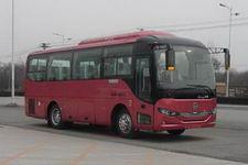 中通牌LCK6808EV2型纯电动客车图片2