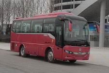中通牌LCK6808EV2型纯电动客车图片3
