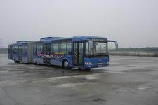 金龙牌XMQ6180AGD4型铰接城市客车图片
