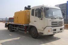 楚天牌HJC5122THB型车载式混凝土泵车
