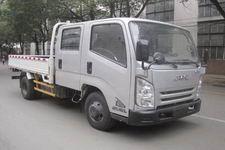 江鈴國四單橋貨車122馬力4噸(JX1073TSG24)