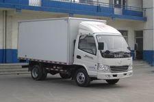凯马国四单桥厢式运输车82-95马力5吨以下(KMC5040XXY28D4)