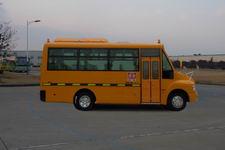 解放牌CA6560PFD81S型小学生专用校车图片2