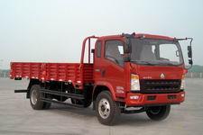 豪沃国四单桥货车156马力8吨(ZZ1127G421CD1)