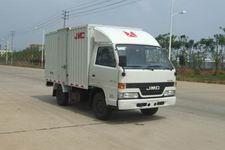 江铃汽车国四微型厢式运输车102马力5吨以下(JX5035XXYXA)