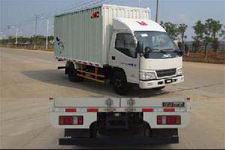 江铃牌JX5044XXYXC2型厢式运输车图片