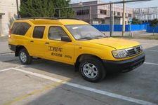 东风牌ZN5034XGCH2YBEV型纯电动工程车图片