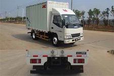 江铃牌JX5044XXYXCD2型厢式运输车图片