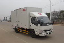 江铃牌JX5044XXYXGM2型厢式运输车图片
