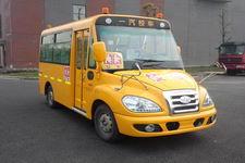 一汽解放牌5.2米小学生校车
