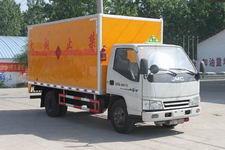 程力威牌CLW5060XQYJ4型爆破器材运输车