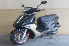 战雅牌ZY50QT-30型两轮轻便摩托车图片