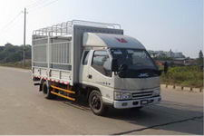 江铃汽车国四单桥仓栅式运输车109马力5吨以下(JX5044CCYXPG2)
