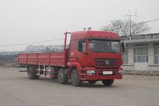 陜汽國四前四后四貨車220馬力15噸(SX1250MP4)