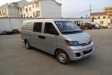 东吴牌JSK5030XXYKEV型纯电动厢式运输车