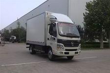 福田欧马可新能源单桥纯电动厢式运输车82马力5吨以下(BJ5041XXYEV)