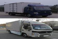 福田牌BJ5041XXYEV型纯电动厢式运输车图片