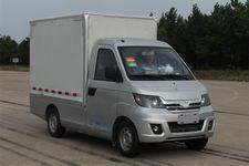 东吴牌JSK5020XXYEV型纯电动厢式运输车