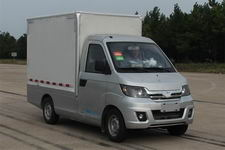 东吴牌JSK5021XXYEV型纯电动厢式运输车