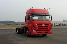 南骏牌CNJ4180KPG36V型牵引汽车