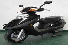 浩爵牌HJ125T-2型两轮摩托车图片