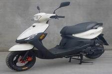 乐士牌LS100T-5C型两轮摩托车图片