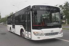 10.5米安凯插电式混合动力城市客车