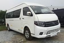 6米海格KLQ6606BEV0X3纯电动客车