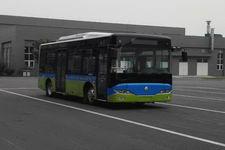 8米黄河JK6806GBEV纯电动城市客车