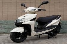 乐士牌LS125T-15C型两轮摩托车图片