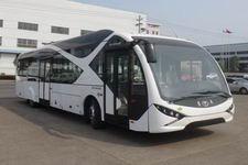 12米青年JNP6123BEV1纯电动城市客车