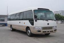 8米申龙混合动力城市客车