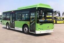 8米金龙XMQ6802AGBEVL纯电动城市客车