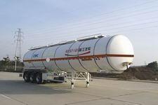 瑞江牌WL9400GDG型毒性和感染性物品罐式运输半挂车图片