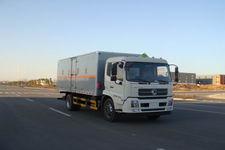 江特牌JDF5160XRQDFL4型易燃气体厢式运输车