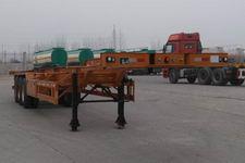 中原冷谷牌YTL9400TJZE型集装箱运输半挂车图片