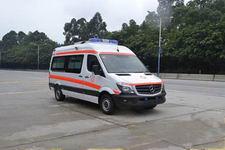 北地牌ND5040XJH-3H型救护车图片