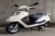 乐士牌LS125T-11C型两轮摩托车图片