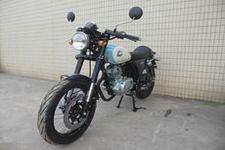 轻骑牌QM125-3U型两轮摩托车图片