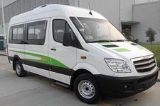 6米海格KLQ6601BEV1S1纯电动客车